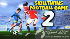 skilltwins football game 2 v1.0 hilesi